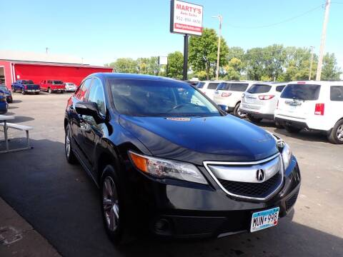 2014 Acura RDX for sale at Marty's Auto Sales in Savage MN