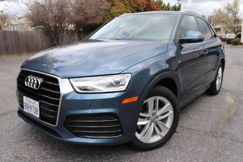 2018 Audi Q3 for sale at California Auto Sales in Auburn CA