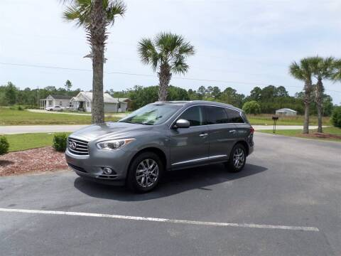 2015 Infiniti QX60 for sale at First Choice Auto Inc in Little River SC