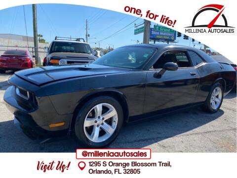 2009 Dodge Challenger for sale at Millenia Auto Sales in Orlando FL