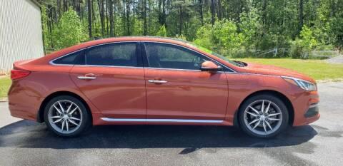 2015 Hyundai Sonata for sale at 220 Auto Sales LLC in Madison NC