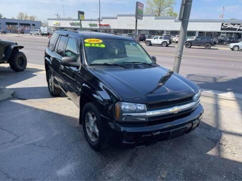 2008 Chevrolet TrailBlazer for sale at JBA Auto Sales Inc in Stone Park IL
