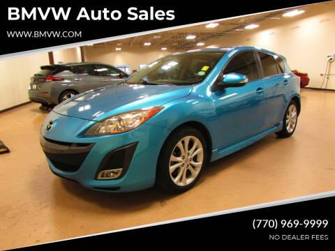 2010 Mazda MAZDA3 for sale at BMVW Auto Sales in Union City GA