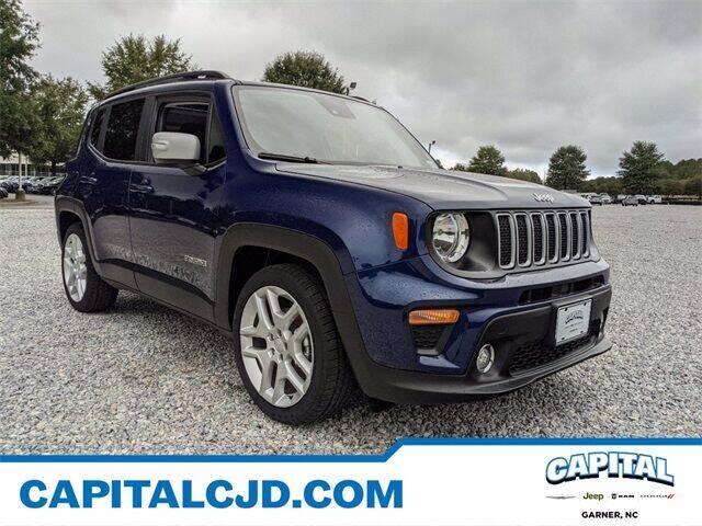 2021 Jeep Renegade for sale in Garner, NC