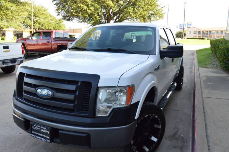 2009 Ford F-150 for sale at E-Auto Groups in Dallas TX