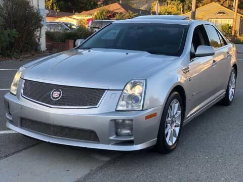 2008 Cadillac STS-V for sale at JENIN MOTORS in Hayward CA