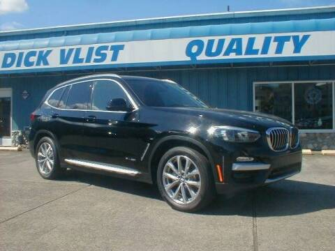 2018 BMW X3 for sale at Dick Vlist Motors, Inc. in Port Orchard WA