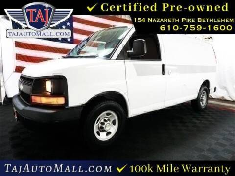 2011 Chevrolet Express Cargo for sale at Taj Auto Mall in Bethlehem PA