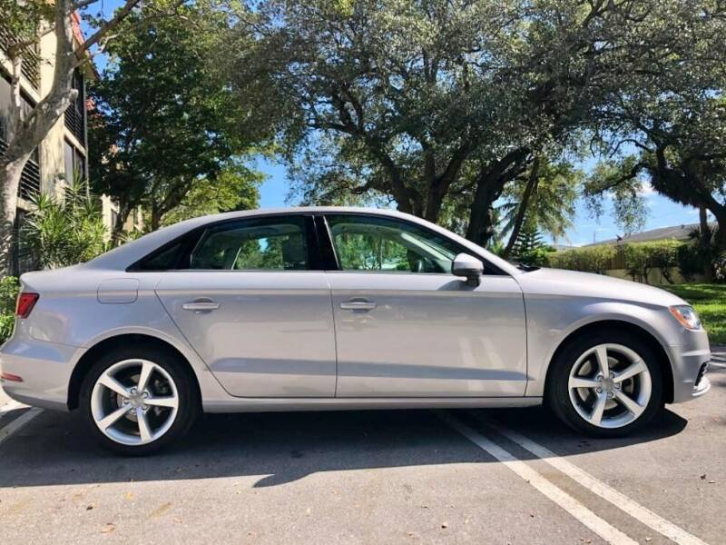 2016 Audi A3 for sale at Ultimate Car Solutions in Pompano Beach FL
