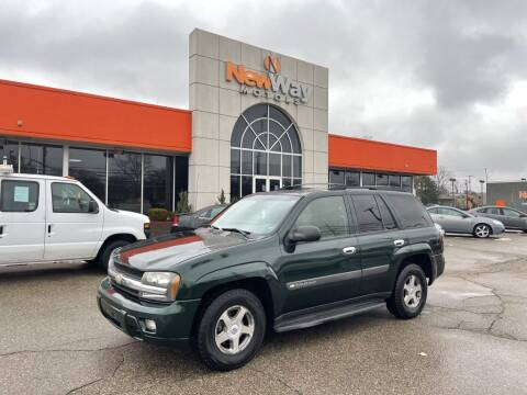 2004 Chevrolet TrailBlazer for sale at New Way Motors in Ferndale MI