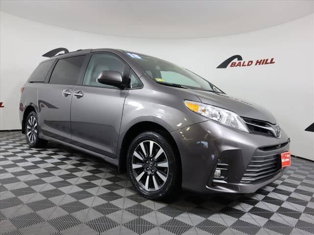 2018 Toyota Sienna for sale at Bald Hill Kia in Warwick RI
