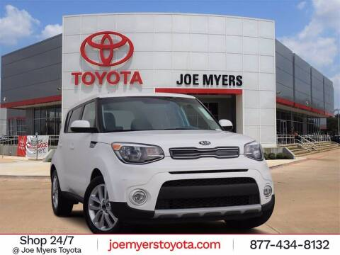 2019 Kia Soul for sale at Joe Myers Toyota PreOwned in Houston TX