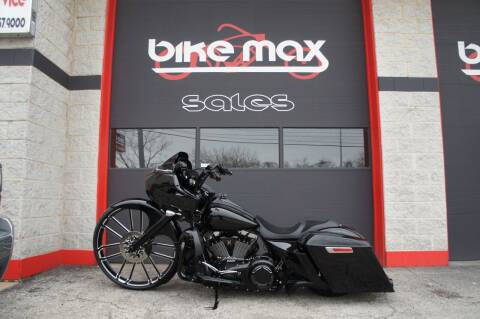 2013 Harley-Davidson Road Glide for sale at BIKEMAX, LLC in Palos Hills IL