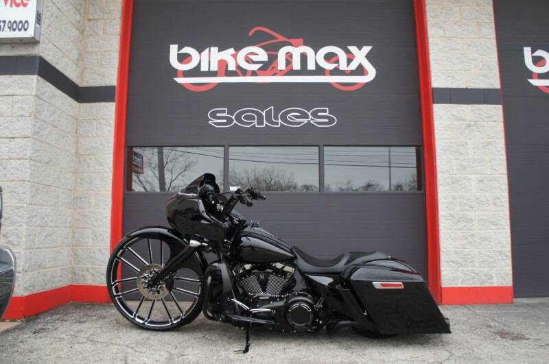 2013 Harley-Davidson Road Glide for sale at BIKEMAX, LLC in Palos Hills IL