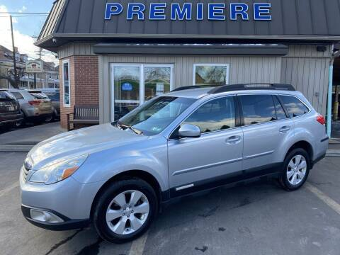2012 Subaru Outback for sale at Premiere Auto Sales in Washington PA