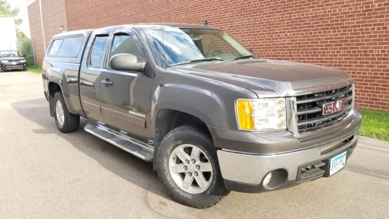 2011 GMC Sierra 1500 for sale at Minnesota Auto Sales in Golden Valley MN