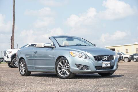 2011 Volvo C70 for sale at Douglass Automotive Group - Douglas Ford in Clifton TX