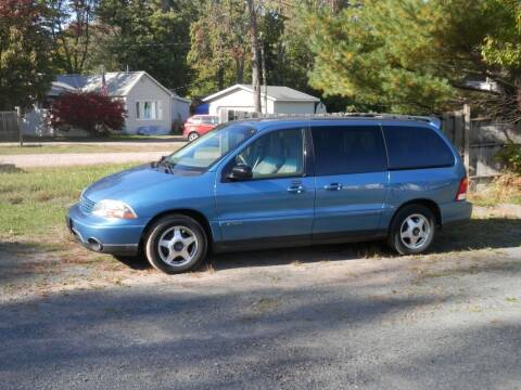 2003 Ford Windstar for sale at G T SALES in Marquette MI