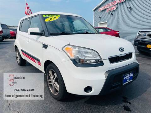 2010 Kia Soul for sale at Transportation Center Of Western New York in Niagara Falls NY