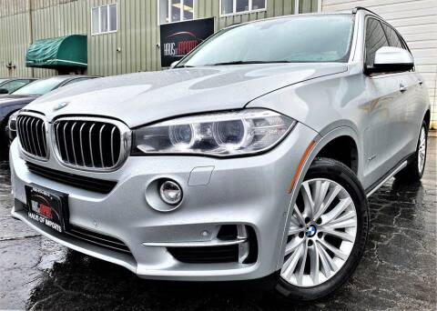 2016 BMW X5 for sale at Haus of Imports in Lemont IL