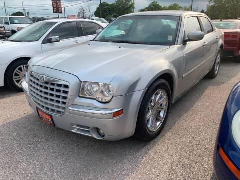 2006 Chrysler 300 for sale at MILLENIUM MOTOR SALES, INC. in Rosenberg TX