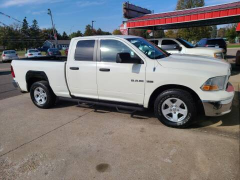 2009 Dodge Ram Pickup 1500 for sale at Rum River Auto Sales in Cambridge MN