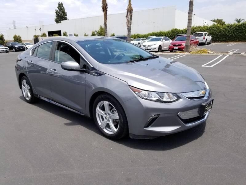 2018 Chevrolet Volt for sale at Auto Facil Club in Orange CA