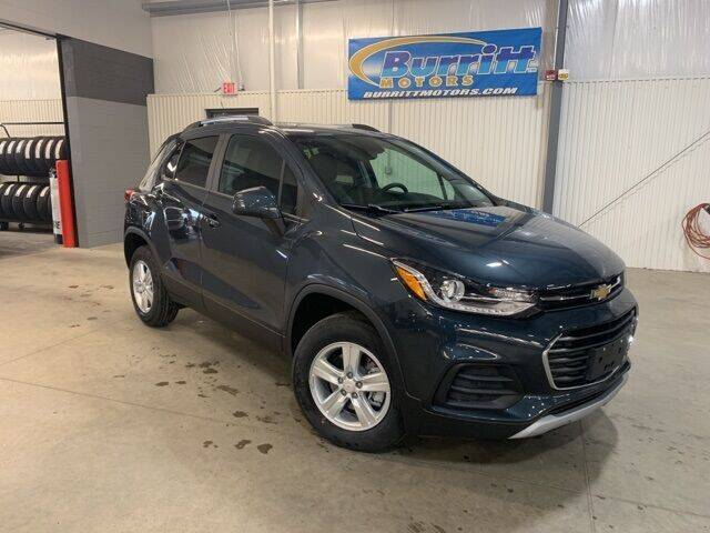 2021 Chevrolet Trax for sale in Oswego, NY