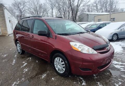 2008 Toyota Sienna for sale at Nile Auto in Columbus OH
