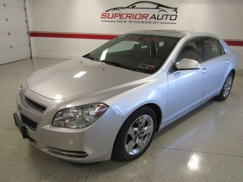 2010 Chevrolet Malibu for sale at Superior Auto Sales in New Windsor NY