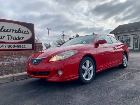 2004 Toyota Camry Solara for sale at Columbus Car Trader in Reynoldsburg OH