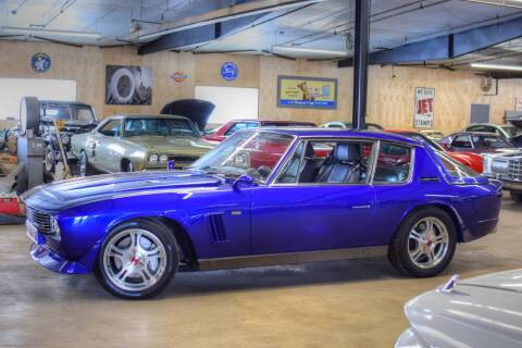 1971 Jenson Interceptor Mk II for sale at Hooked On Classics in Watertown MN