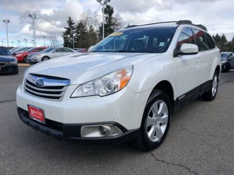 2012 Subaru Outback for sale at Autos Only Burien in Burien WA