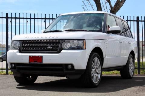 2012 Land Rover Range Rover for sale at Avanesyan Motors in Orem UT