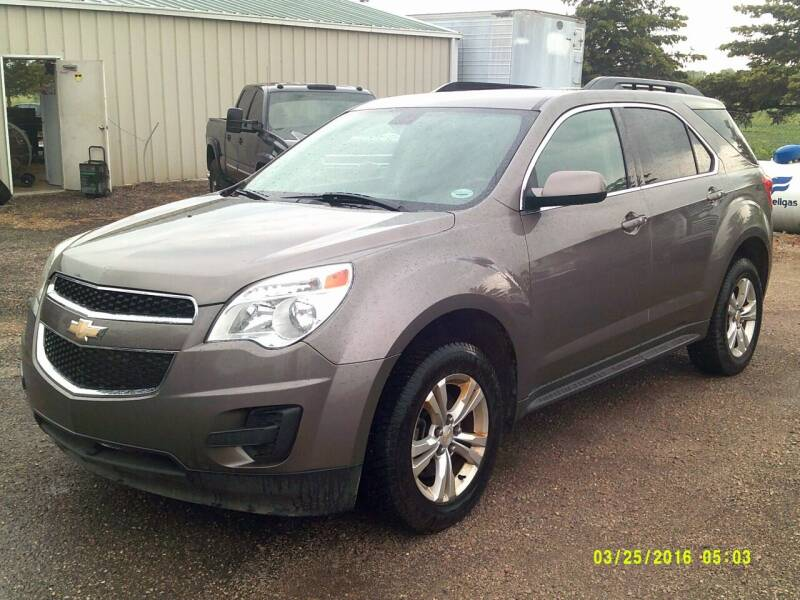2011 Chevrolet Equinox for sale at Highway 16 Auto Sales in Ixonia WI
