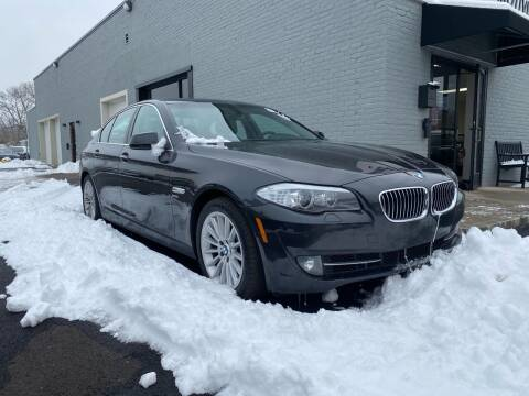 2012 BMW 5 Series for sale at Abrams Automotive Inc in Cincinnati OH