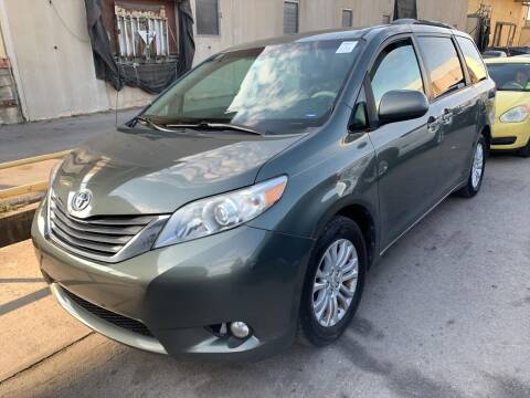 2011 Toyota Sienna for sale at Empire Auto Remarketing in Shawnee OK