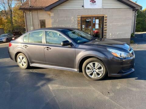 2013 Subaru Legacy for sale at Edward's Motors in Scott Township PA