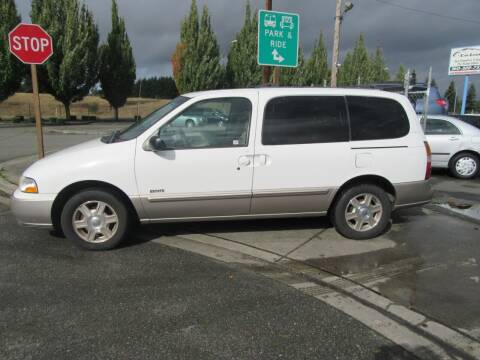 2002 Mercury Villager for sale at Car Link Auto Sales LLC in Marysville WA