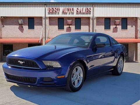 2013 Ford Mustang for sale at Best Auto Sales LLC in Auburn AL