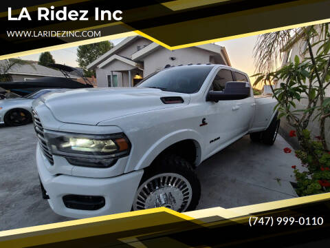 2021 RAM Ram Pickup 3500 for sale at LA Ridez Inc in North Hollywood CA