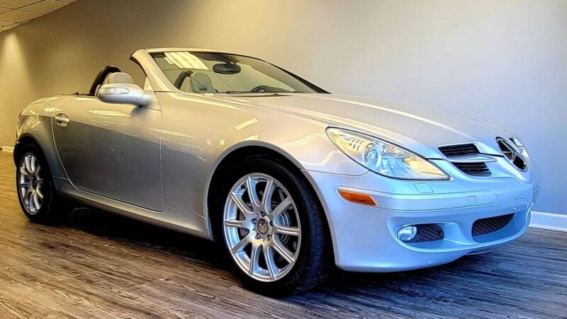 2005 Mercedes-Benz SLK for sale at Rolfs Auto Sales in Summit NJ