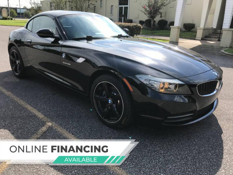 2012 BMW Z4 for sale at Bay City Auto's in Mobile AL