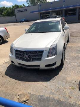 2013 Cadillac CTS for sale at River City Motors in Memphis TN