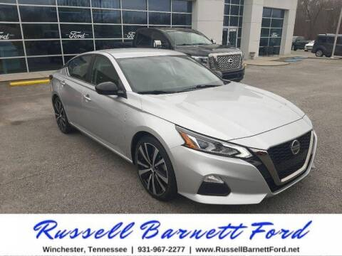 2019 Nissan Altima for sale at Oskar  Sells Cars in Winchester TN
