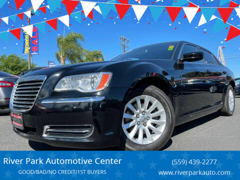 2013 Chrysler 300 for sale at River Park Automotive Center in Fresno CA