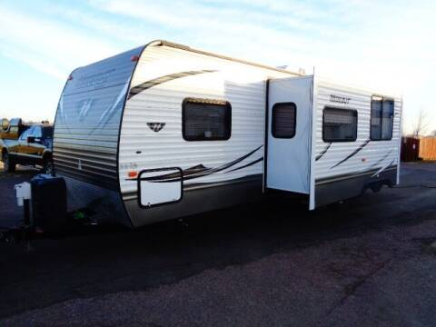 2014 SOLD SOLD SOLD Keystone HIDEOUT 28BHS for sale at Goldammer Auto in Tea SD