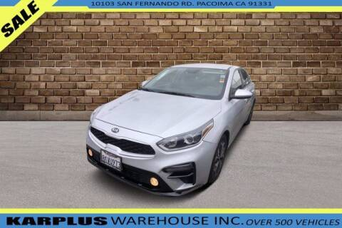 2019 Kia Forte for sale at Karplus Warehouse in Pacoima CA
