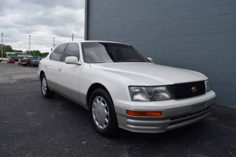 1997 Lexus LS 400 for sale at Precision Imports in Springdale AR
