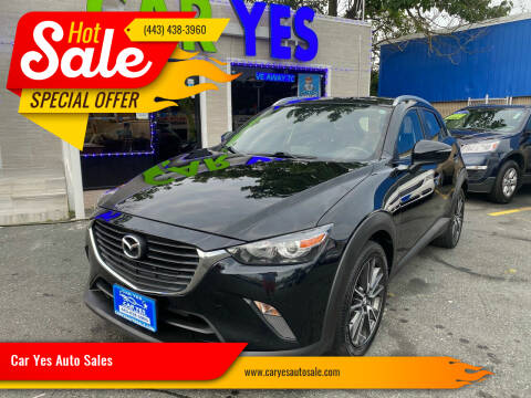 2017 Mazda CX-3 for sale at Car Yes Auto Sales in Baltimore MD